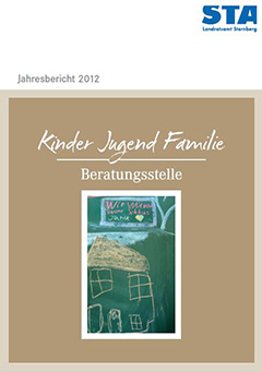 Tätigkeitsbericht 2012 der Kinder-, Jugend- und Familienberatungsstelle