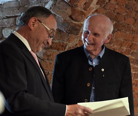 Ehrenzeichen des Bayerischen Ministerpräsidenten