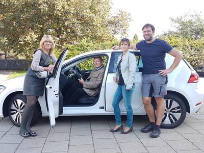 E-Auto Berg