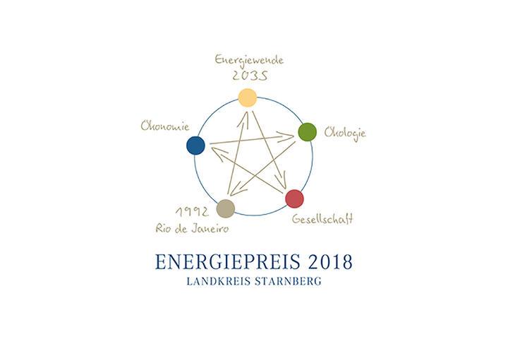 Energiepreis 2018 Logo