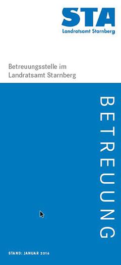 Die Betreuungsstelle im Landratsamt Starnberg