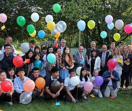 20 Jahre Schulpartnerschaft Starnberg - Taiwan