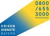 Logo Krisendienst Psychiatrie