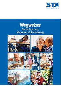 Wegweiser für Senioren und Menschen mit Behinderung