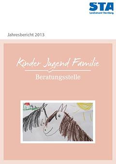 Tätigkeitsbericht 2013 der Kinder-, Jugend- und Familienberatungsstelle