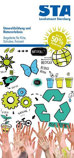 Umweltbildung und Naturerlebnis- Angebote für Schulklassen, Kinder- und Jugendgruppen