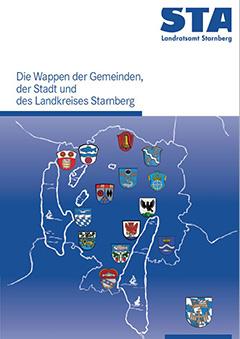 Wappen der Gemeinden, der Stadt und des Landkreises Starnberg