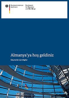 Willkommen in Deutschland (Türkisch)
