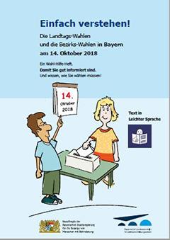 Wahlhilfe-Heft