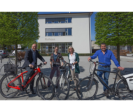 E-Bike Herrsching