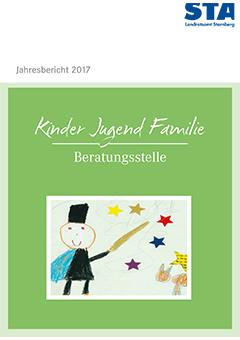 Jahresbericht Kinder Jugend Familie 2017