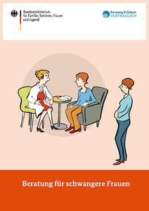 Externer Link: Beratung für schwangere Frauen