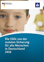 Die Hilfe von der sozialen Sicherung für alle Menschen in Deutschland in Leichter Sprache