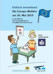 Wahlhilfeheft Europawahl