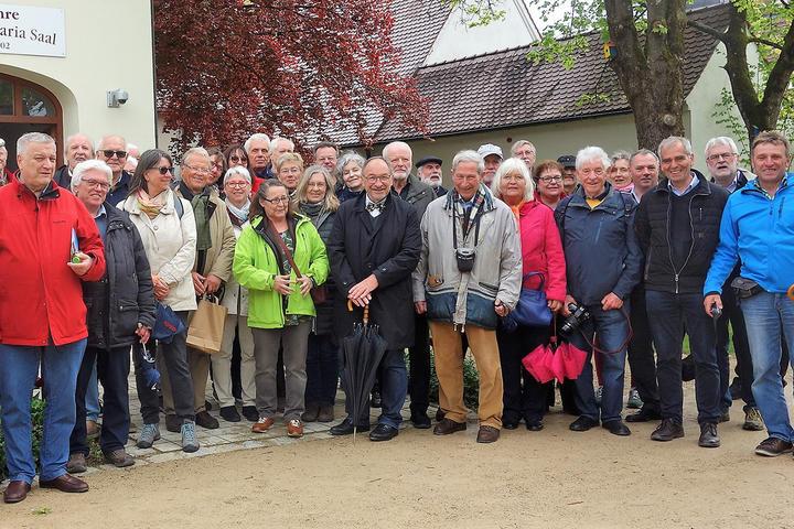 Ortshistoriker und Archivare besuchen Memmingen