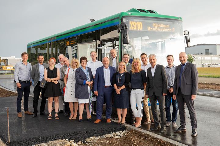 Buslinie X910