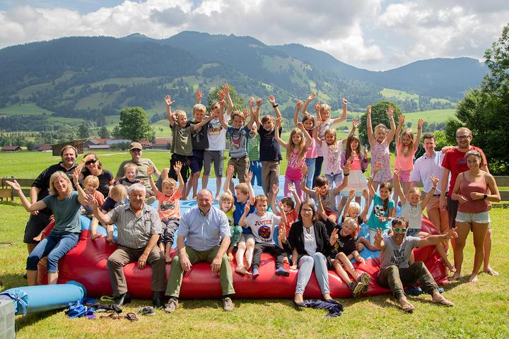 Besuch auf der Max Irlinger Hütte 2019_AKT