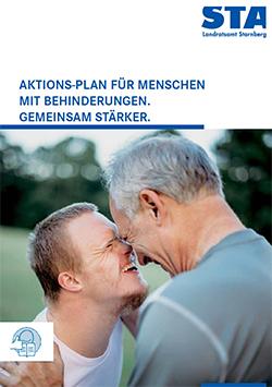 Aktions-Plan für Menschen mit Behinderung - Gemeinsam Stärker (Leichte Sprache)