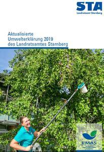 Titel Umwelterklärung 2019