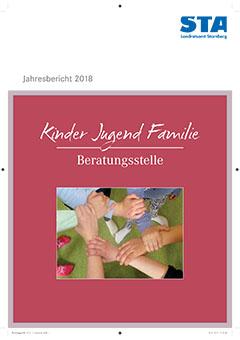 Jahresbericht Kinder Jugend Familie 2018