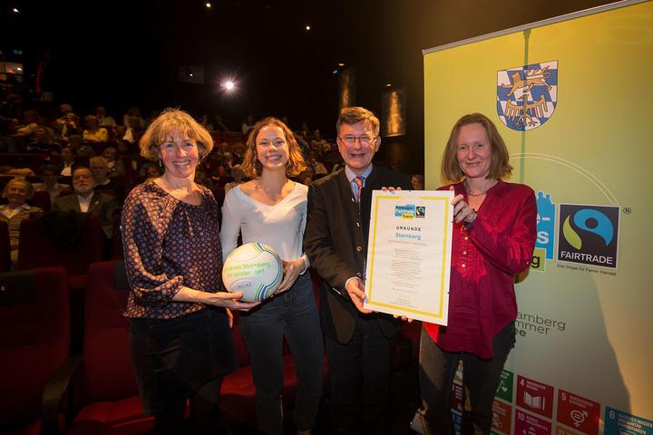 Landkreis Starnberg ist jetzt »Fairtrade-Landkreis«