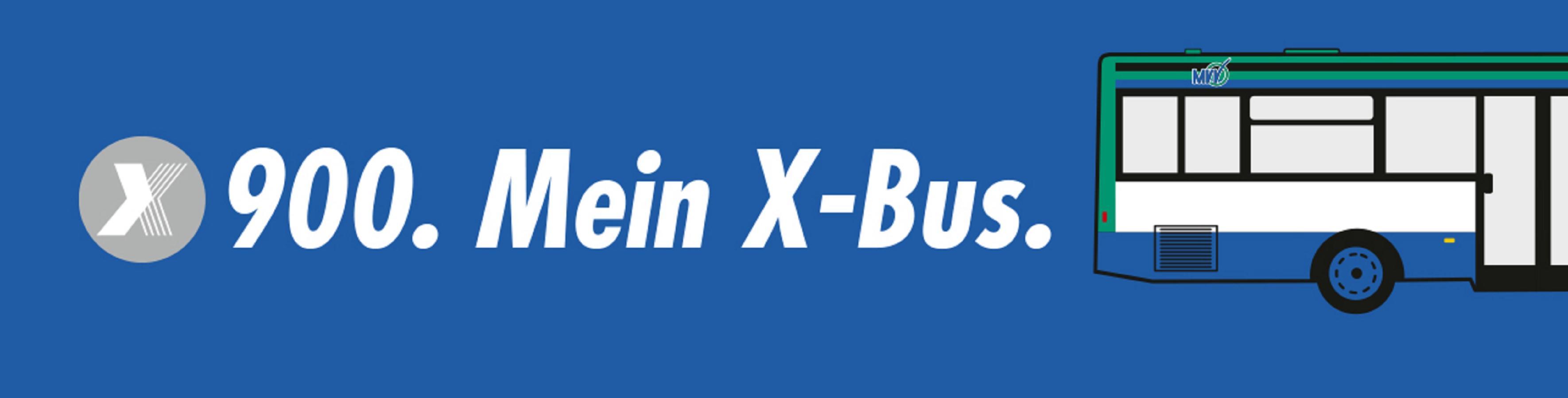 Buslinie X900 - Xpressbuslinie