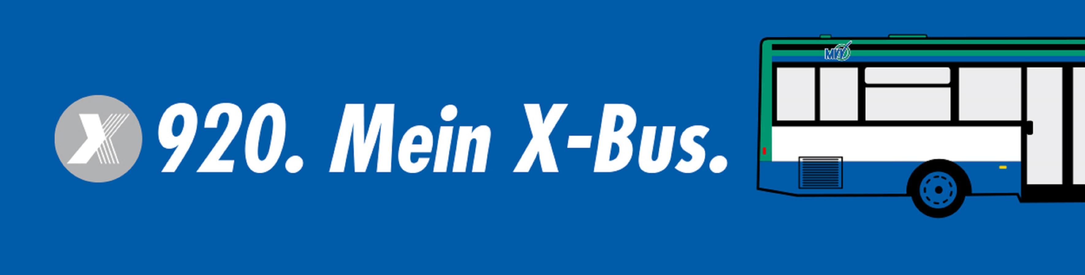 Buslinie X920 - Xpressbuslinie