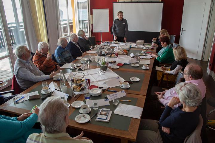 Runder Tisch Senioren und Menschen mit Behinderungen