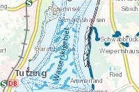 Externer Link: Geo-Anwendung Tauchen im Starnberger See