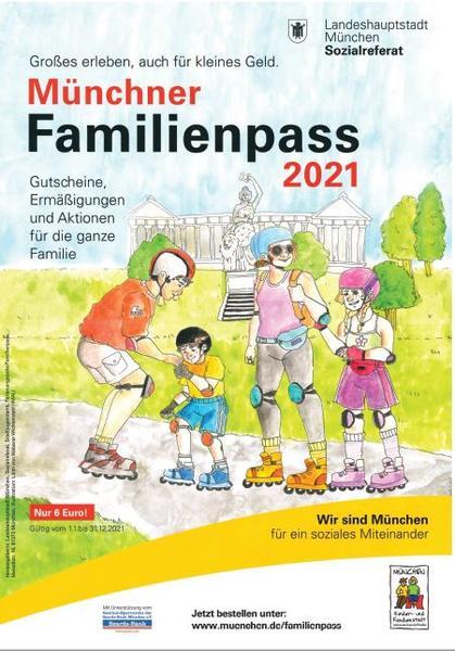 Externer Link: weitere Informationen zum Familienpass auf der Internetseite der Stadt München
