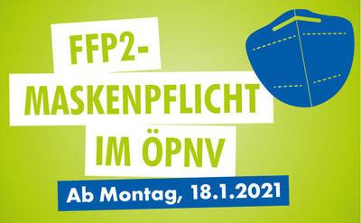 FFP 2 im ÖPNV