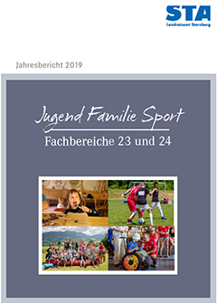 Jahresbericht 2019 Jugend Familie Sport