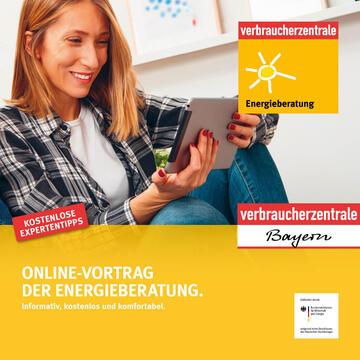 Logo VZ Energieberatung Online-Vortrag