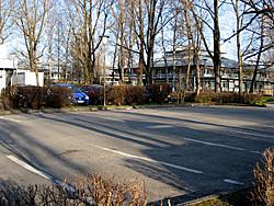 Parkplatz Hallenbad