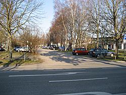 Parkplatz Strandbadstraße