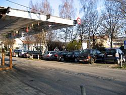 Parkplatz Bürgerservice