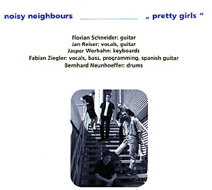 Noisy Neighbours - Pretty Girls
