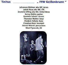 Tinitus - FFW Geißenbrunn