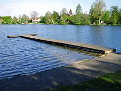 Weßlinger See - Badeplatz