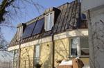 Solarthermische Anlage in Herrsching - Leitenhöhe 10