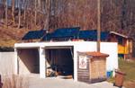 Solarthermische Anlage in Berg - Martinsholzer Str. 17 a und b