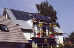 Solarthermische Anlage in Starnberg - Buchhofstr. 24b / Harkirchner Str. 1