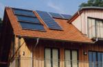 Solarthermische Anlage in Gilching