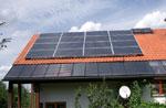 Solarthermische Anlage in Berg-Farchach - Grasweg 7