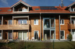 Solarthermische Anlage in Berg-Höhenrain - Starnberger Str.