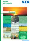 Beispielstafel Biomasse