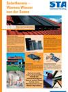 Beispielstafel Solarthermie
